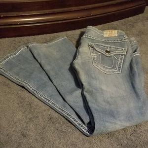 Womens True Religion Jeans Size 32